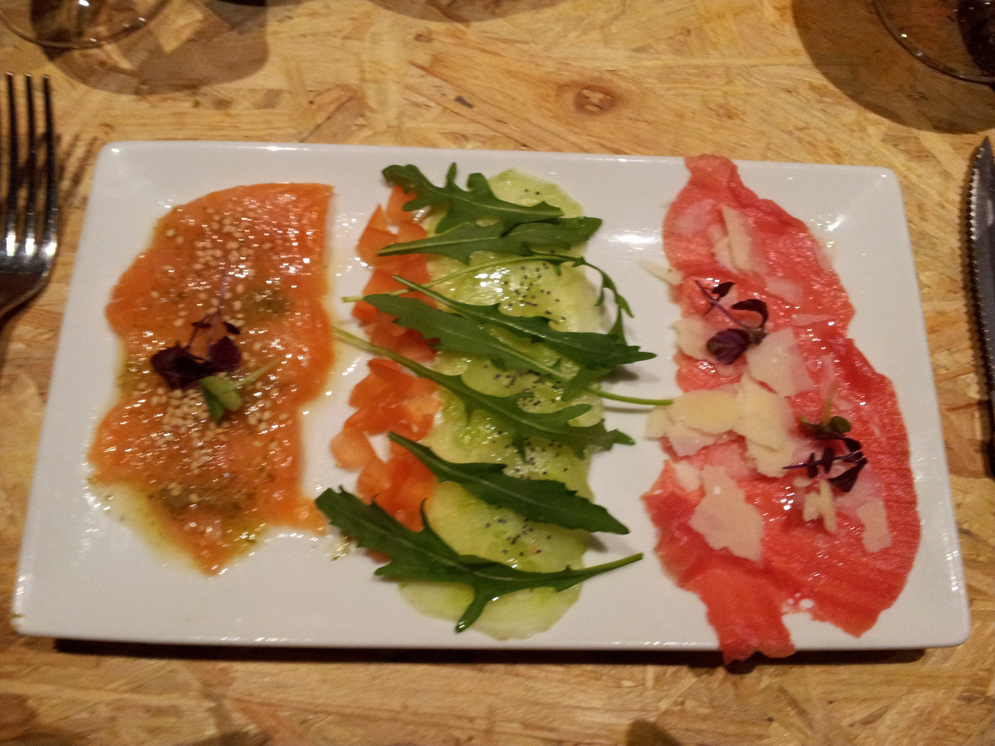 How To Make Vegan Carpaccio Recipes — Dishmaps