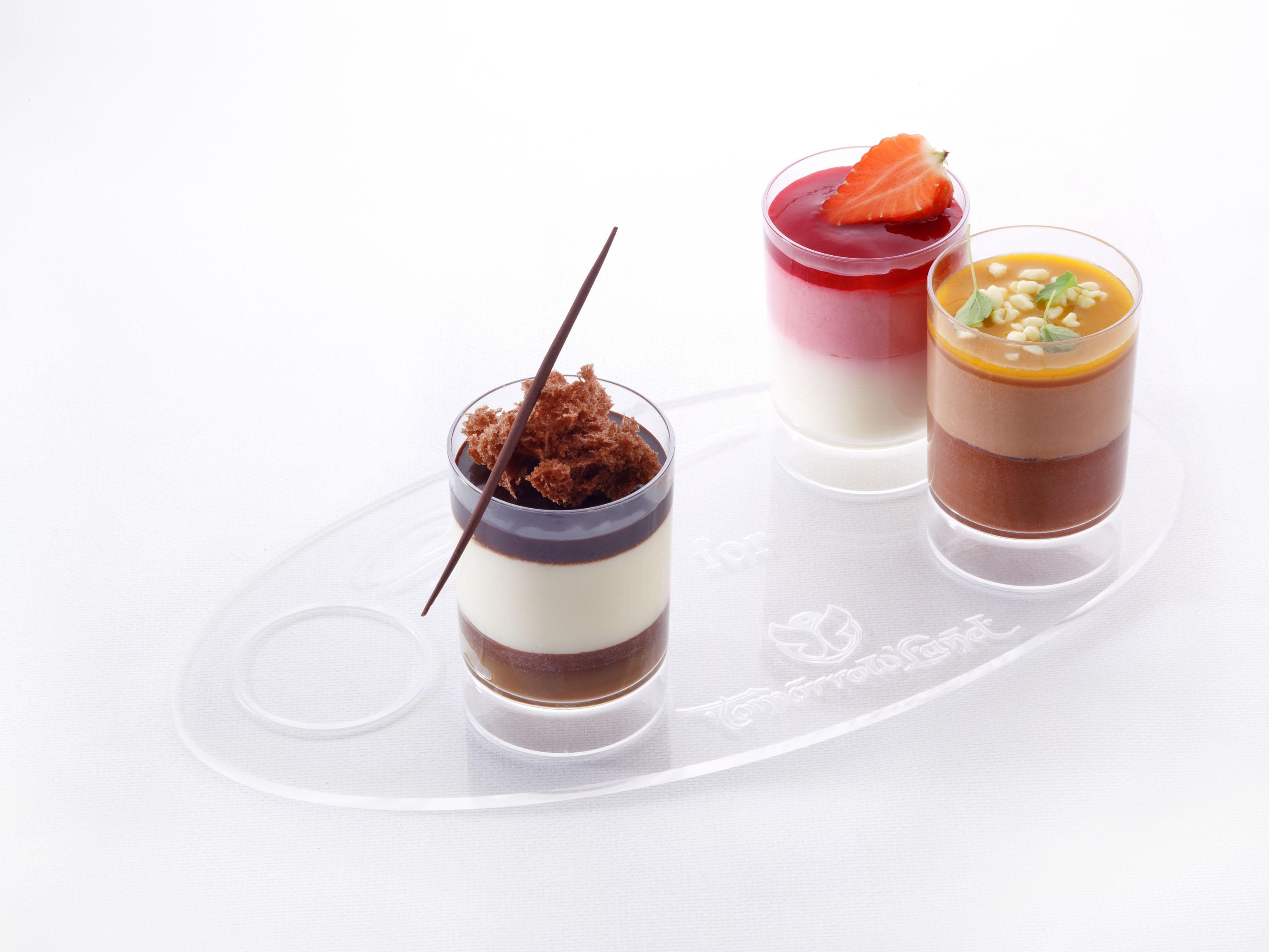 Dessert Roger van Damme