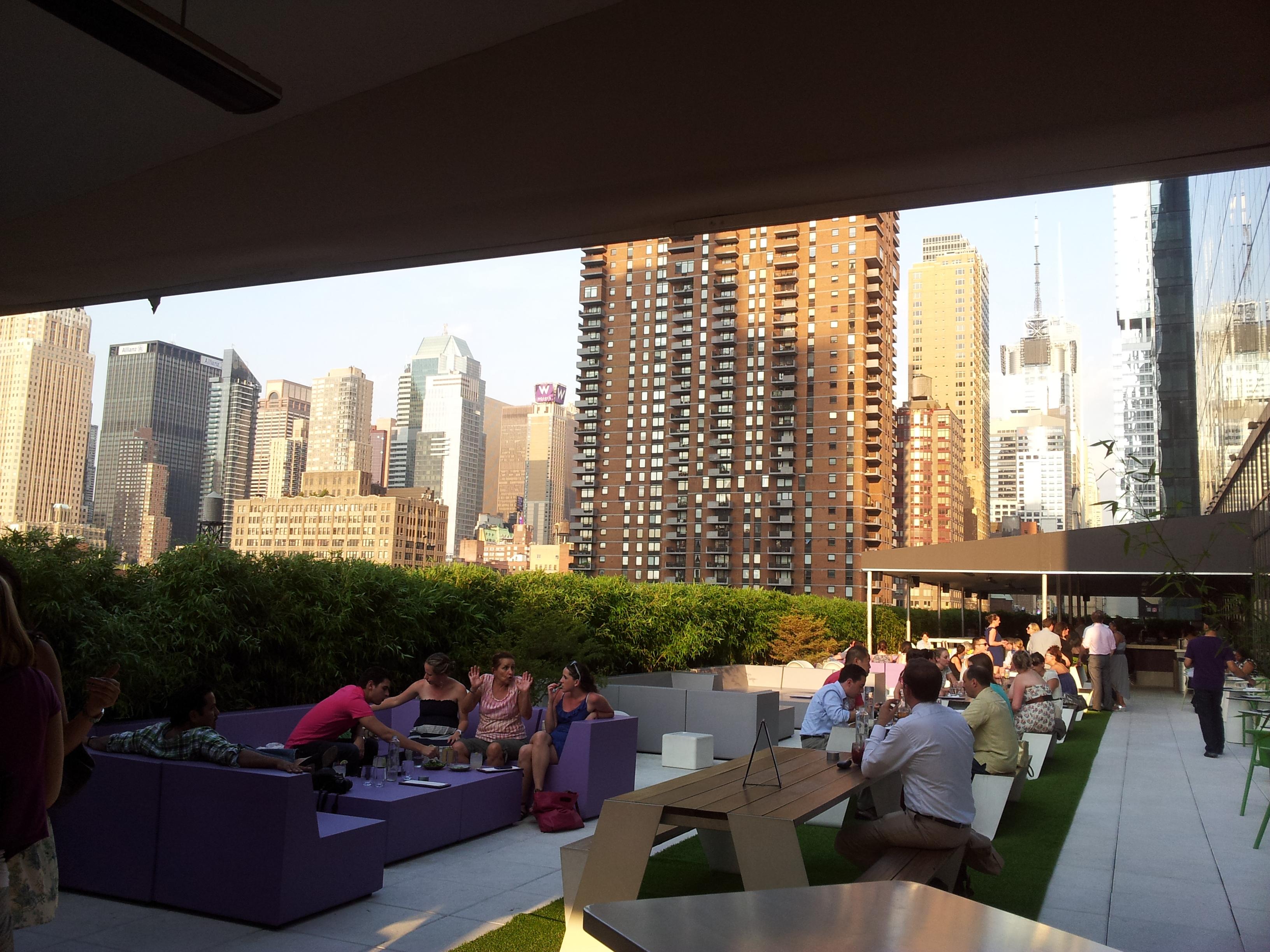 Yotel Nyc Rooftop