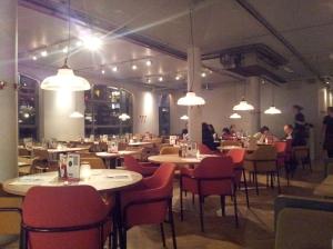 canteen interior