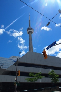 Toronto Buildings CN Tower