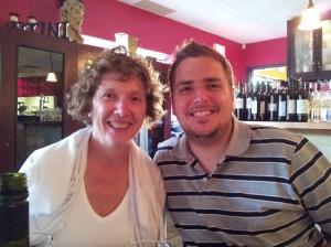 Julia's my aunt & me