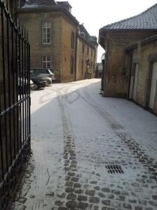 Chateau Neercanne Entrance