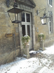 Chateau Neercanne Entrance (2)