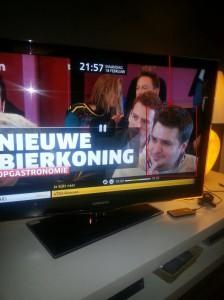 Me on TV