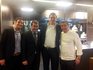 Carlos, Josep Roca, Me, Joao Roca