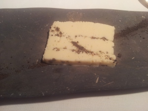 ECCR Contessa of white asparagus and truffle