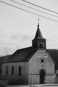Achouffe church