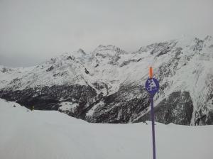 Saas Fee sledging (2)