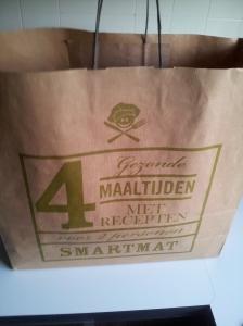 Smartmat THE bag