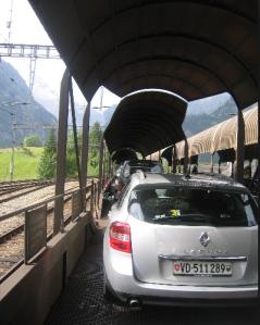 Train to saas fee