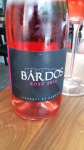 Baldaszti Boardos wine