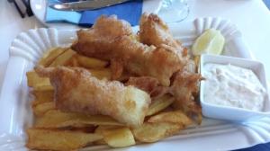 Big fish fish & chips