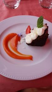 Robinson carrot cake