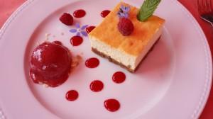Robinson cheesecake