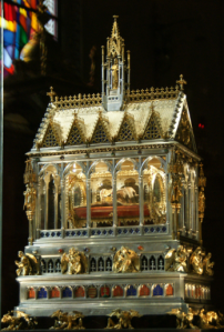 Saint Stephen reliquary
