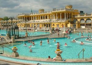 Széchenyi thermal bath (2)