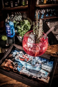 Imagin - Cocktailbar - Bombay Sapphire - Fever-tree - Knokke