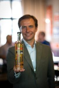 Michel Moorgat & fles