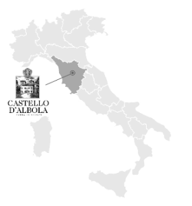 Castello d'albola estate