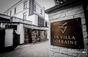 Villa Lorraine resto