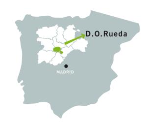 Rueda location