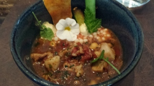 Lamshoulder stew