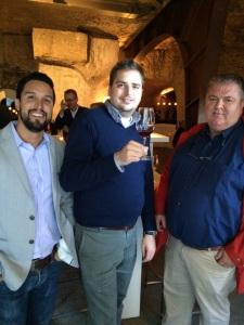 Carlos, Me & Ignace