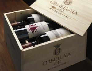 Ornellaia wine