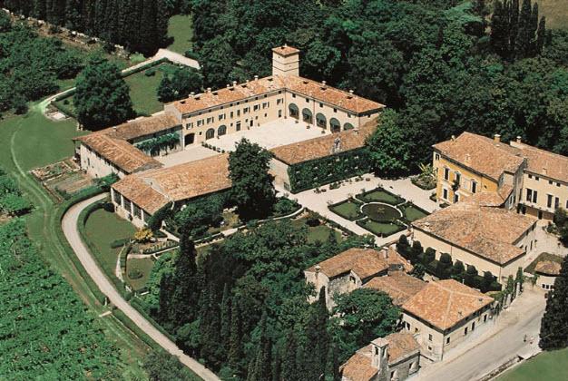 The Serego Alighieri Villa