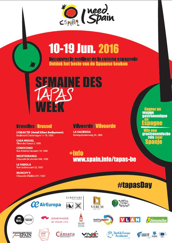 Week van de Tapa