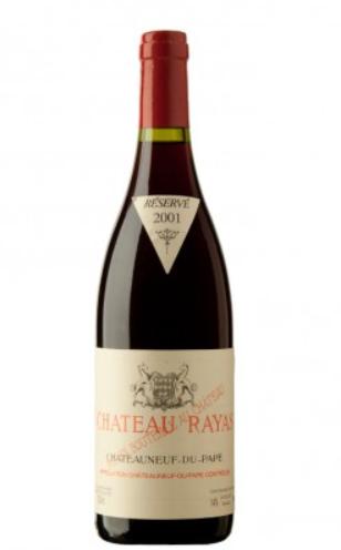 Chateau Rayas 2001