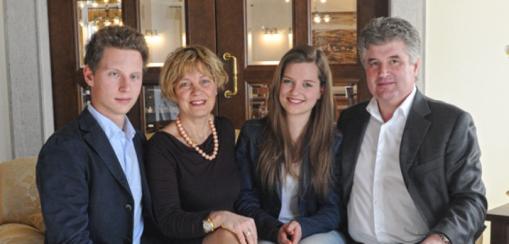 Pahor Family
