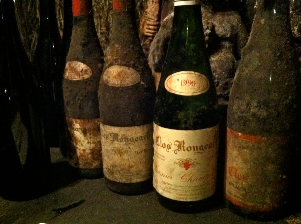 clos-rougeard-old-bottles