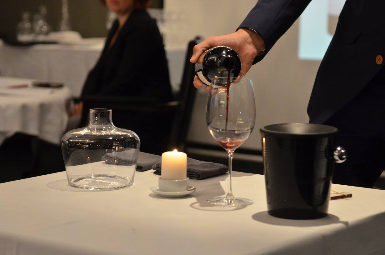 Time to put the sommeliers in the spotlight   Spinelli's Dolce Vita